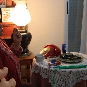 rodaje corto los testigos carmina barrios miguel ángel maya